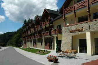 wierchomla hotel