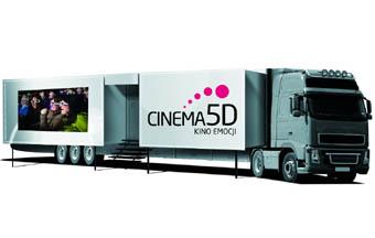 kino 5D w krynicy