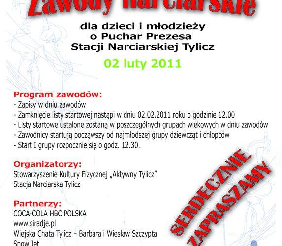 Zawody - Tylicz