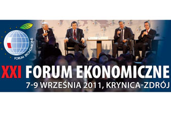 Forum Ekonomiczne w Krynicy Zdrój