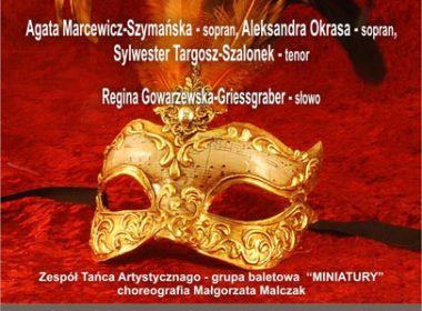 karnawałowa gala operetkowa