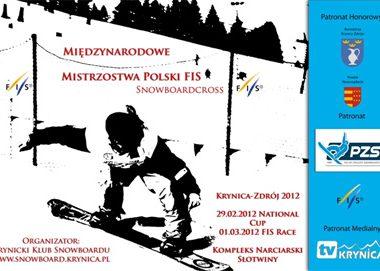 Międzynarodowe Mistrzostwa Polski FIS Snowboardcross