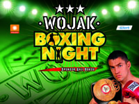 Gala Wojak Boxing Night w Krynicy