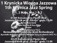 1 Wiosna Jazzowa w Krynicy