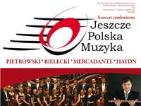 Jeszcze Polska Muzyka - koncert symfoniczny w Krynicy