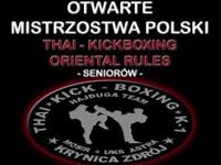 Mistrzostwa Polski w Thai-Boxingu w Krynicy-Zdrój