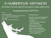 III Hubertus Krynicki