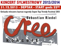 Sylwester 2013 w Krynicy-Zdrój