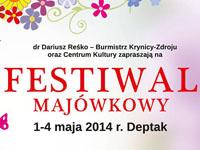 Majówka 2014 w Krynicy-Zdrój