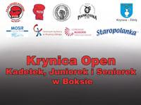 Krynica Open - boks kobiet