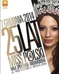 Wybory Miss Polski 2014 - Krynica-Zdrój
