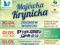 Majówka 2015 w Krynicy-Zdrój