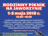 Rodzinny Piknik Majowy na Jaworzynie Krynickiej