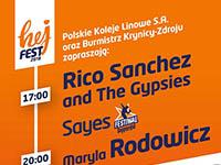 Hej Fest 2018 w Krynicy-Zdroju