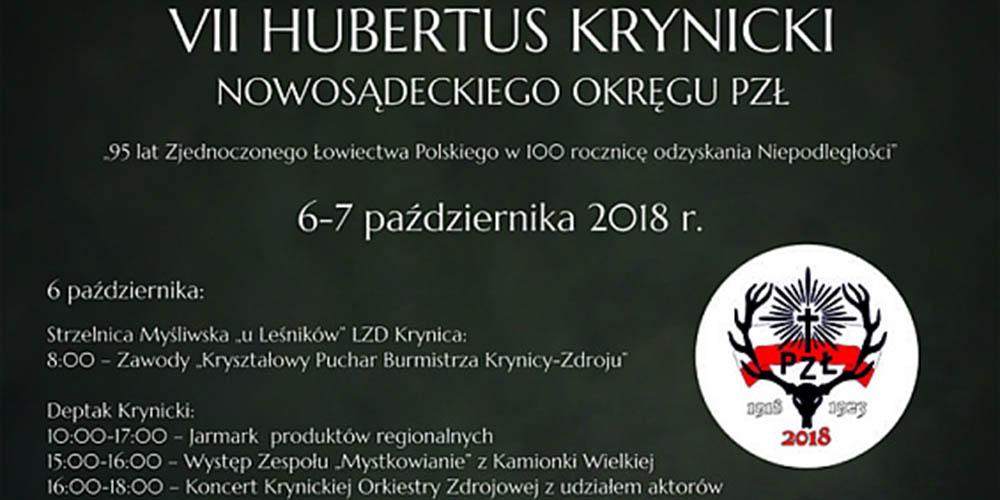 VII Hubertus Krynicki