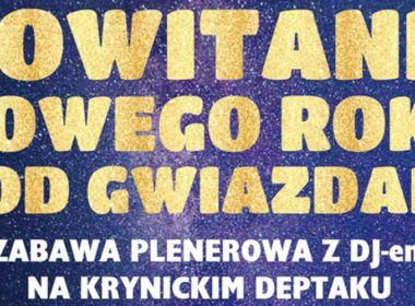 Sylwester 2018/2019 w Krynicy - zdjecie wstępu