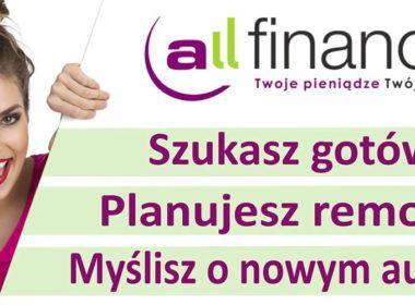 All Finance - pożyczki i kredyty