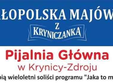 Małopolska Majówka z Kryniczanką - wstęp