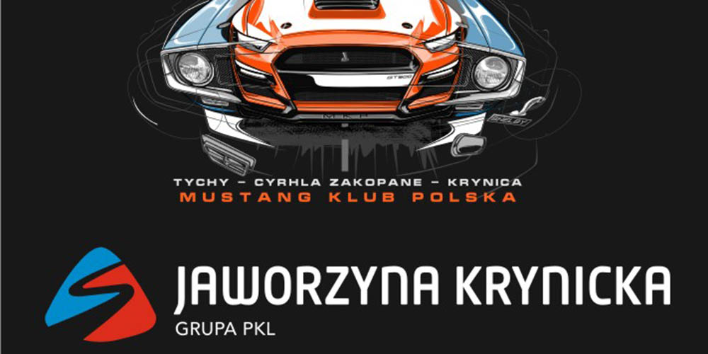 Mustang Race 2019 w Krynicy