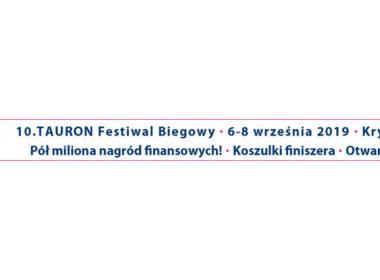 10 TAURON Festiwal Biegowy
